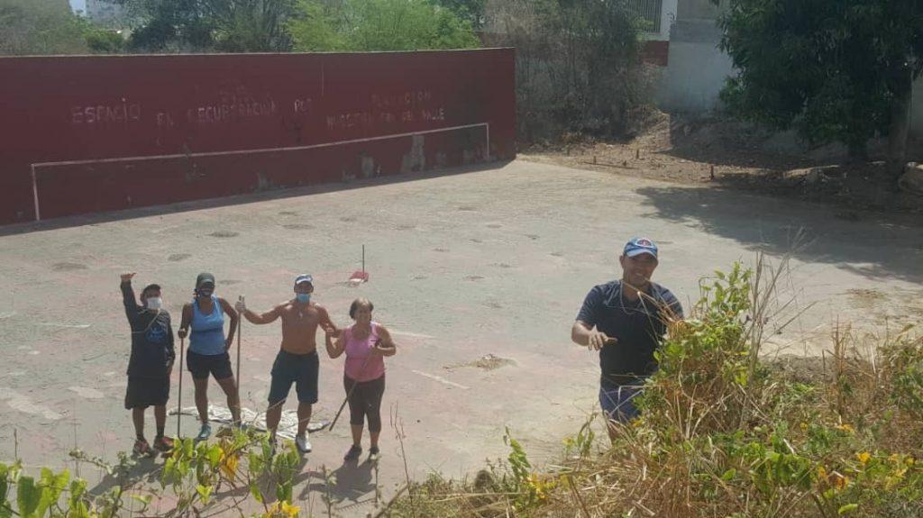 Recuperación Complejo Deportivo San Julián 6