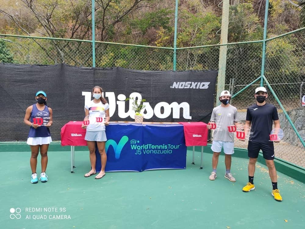 I Caracas Jr Open ITF J5 12