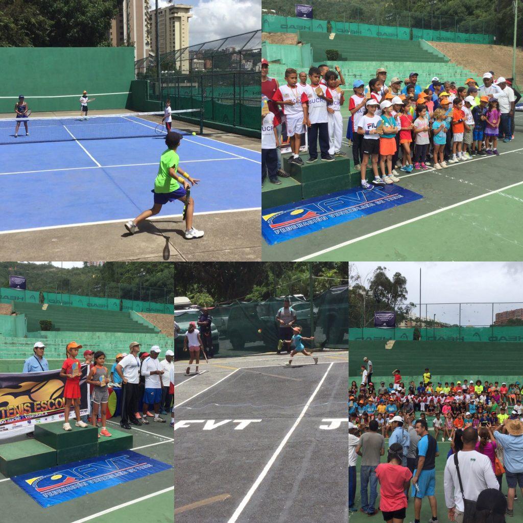 Campeonato Nacional de Tenis 10s y Tenis en las Escuelas 4