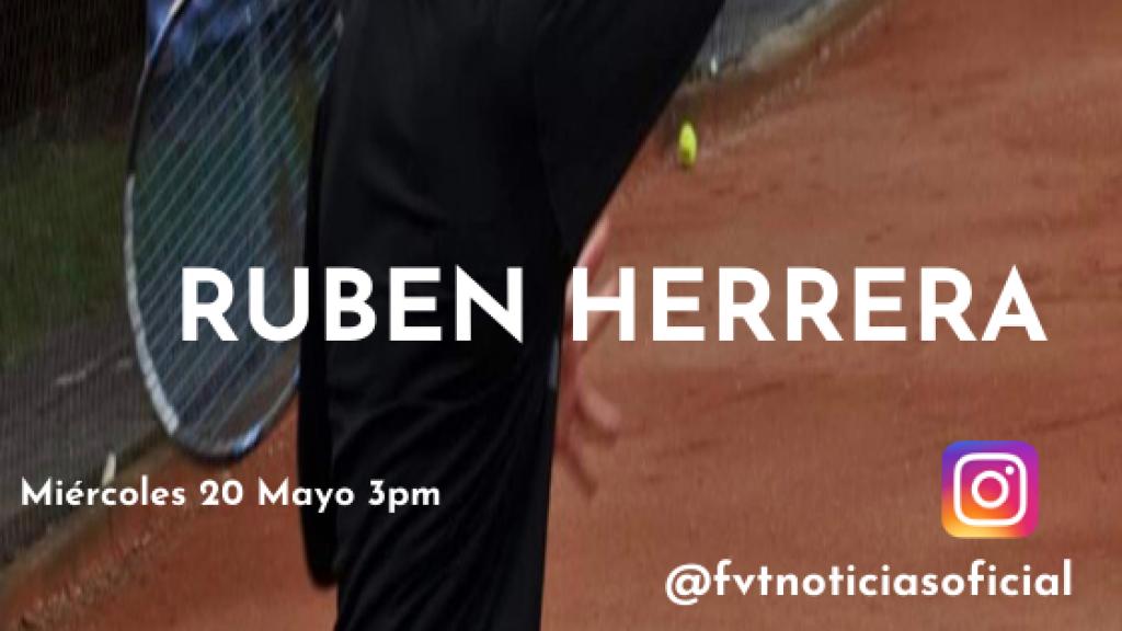 Live con Ruben Herrera 2