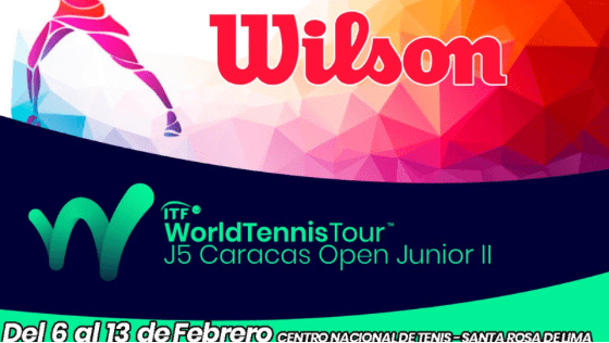 II Caracas Jr Open: Actualización Viernes 12/02 10
