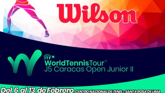 II Caracas Jr Open: Actualización Miércoles 10/02 4