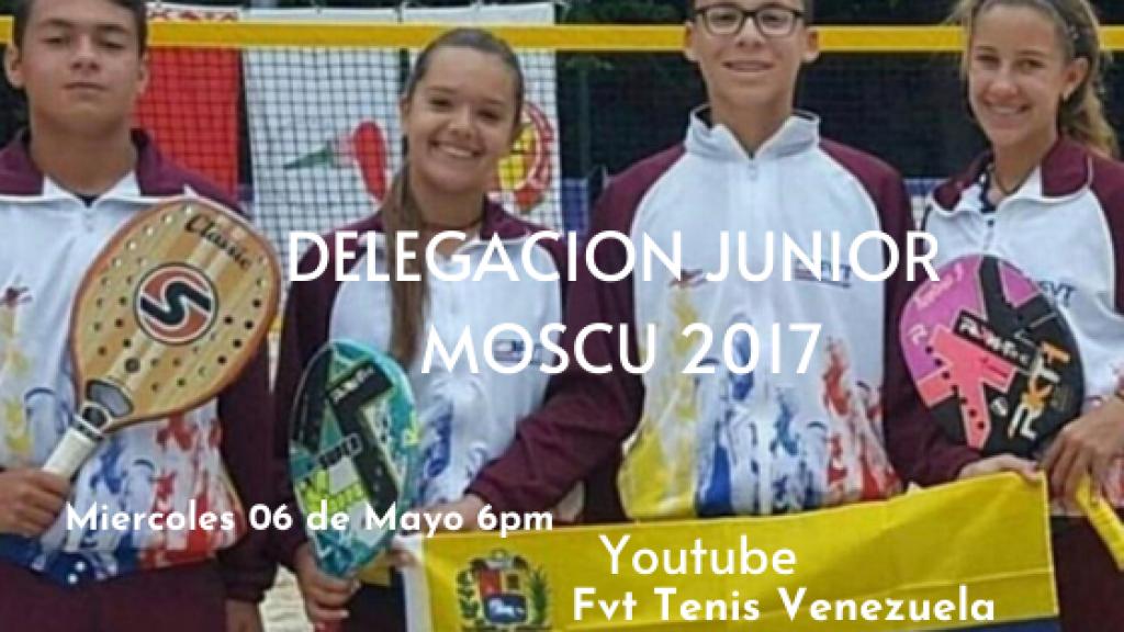 Selección Junior Moscú 2017 | TP 2