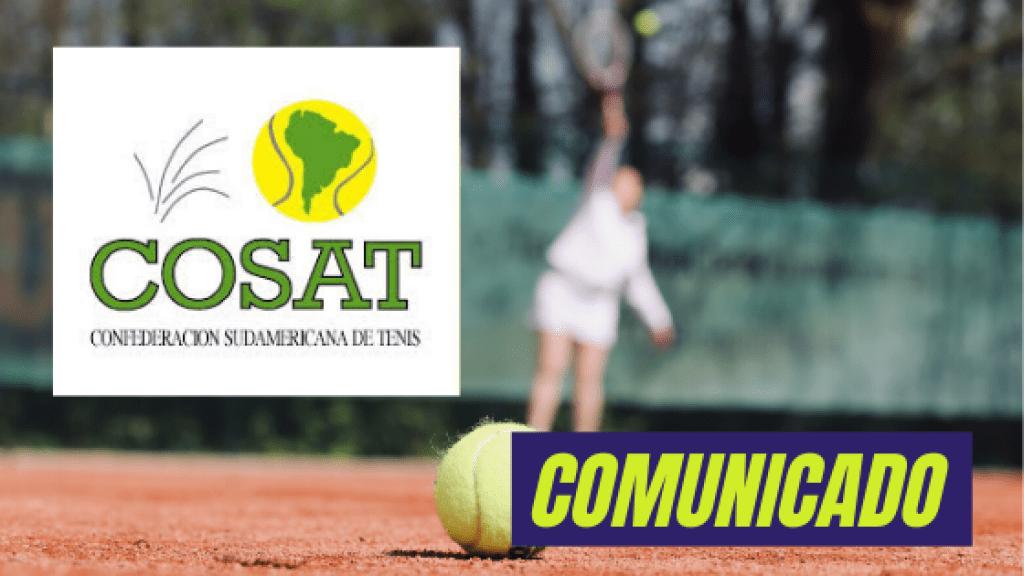 Gira Suramericana COSAT 2020-2021 8