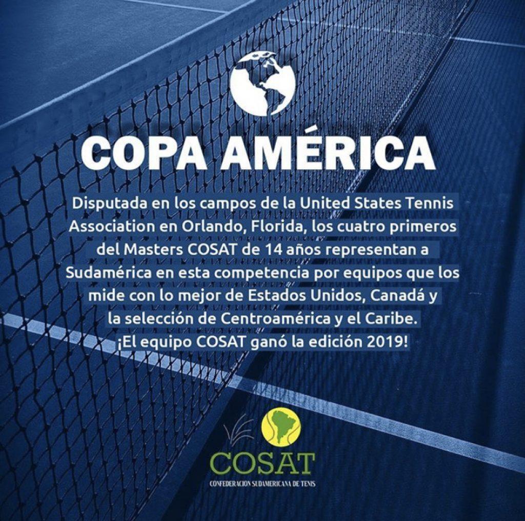 Oscar y la Copa América 10