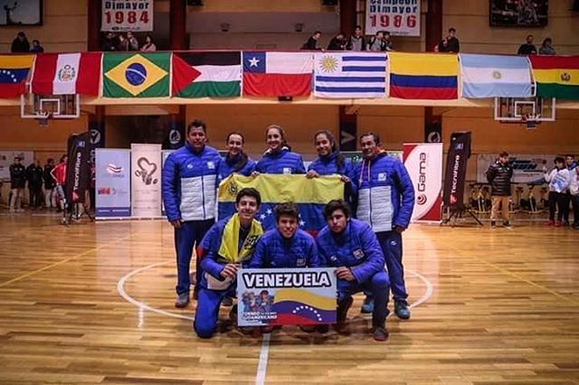 Sudamericanos de 16 años en Chile 10