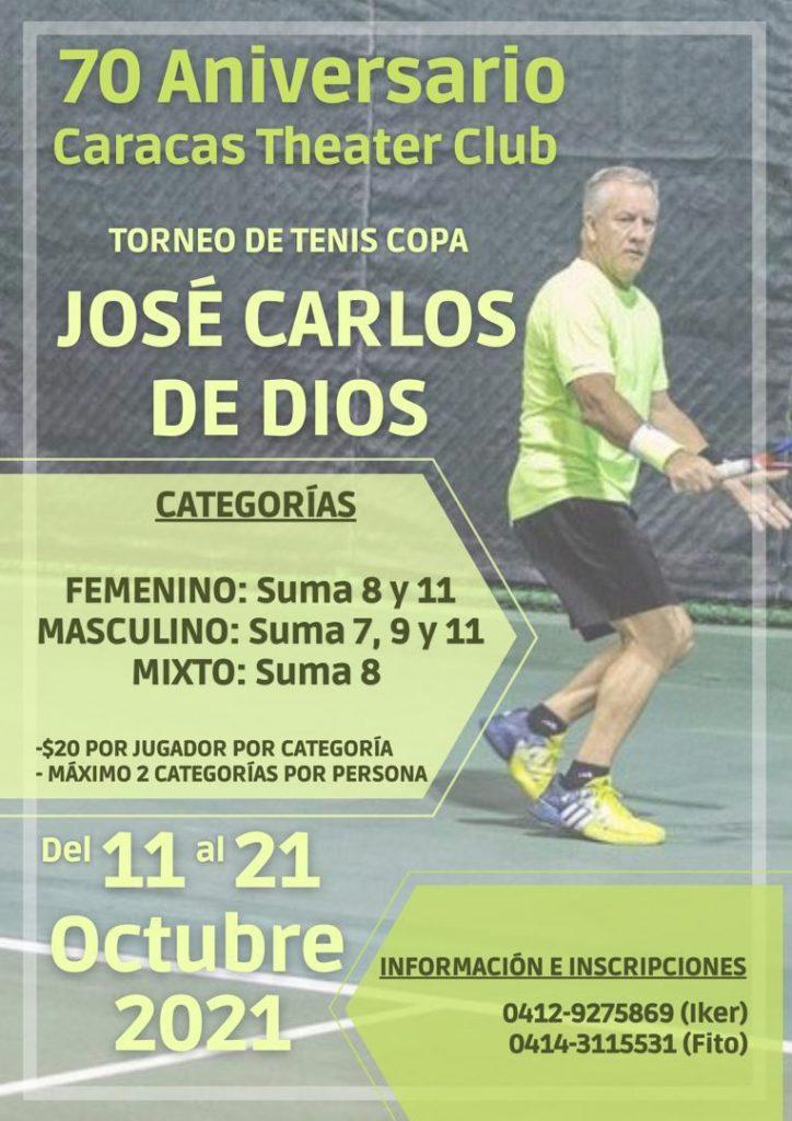 Torneo 70 Aniversario Caracas Theater Club 4