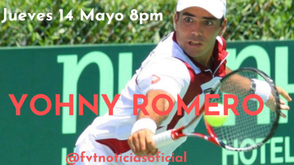 Conversando con Yohny Romero 2