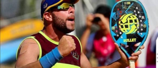 El Mejor Año del Tenista de Playa Venezolano Nacho Guedez 4