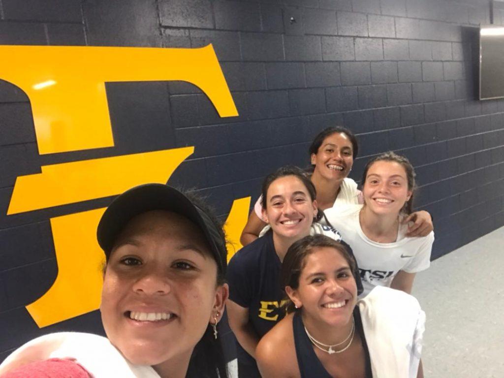 Daniela Rivera a la ETSU. 6