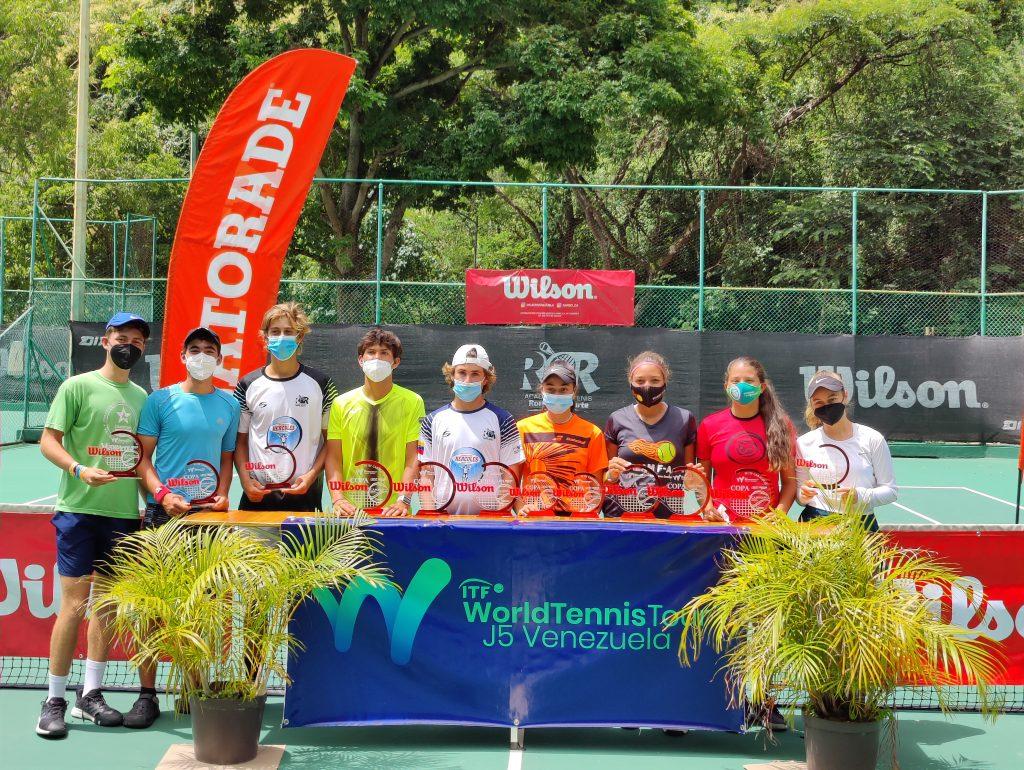III ITF J5 Caracas 4