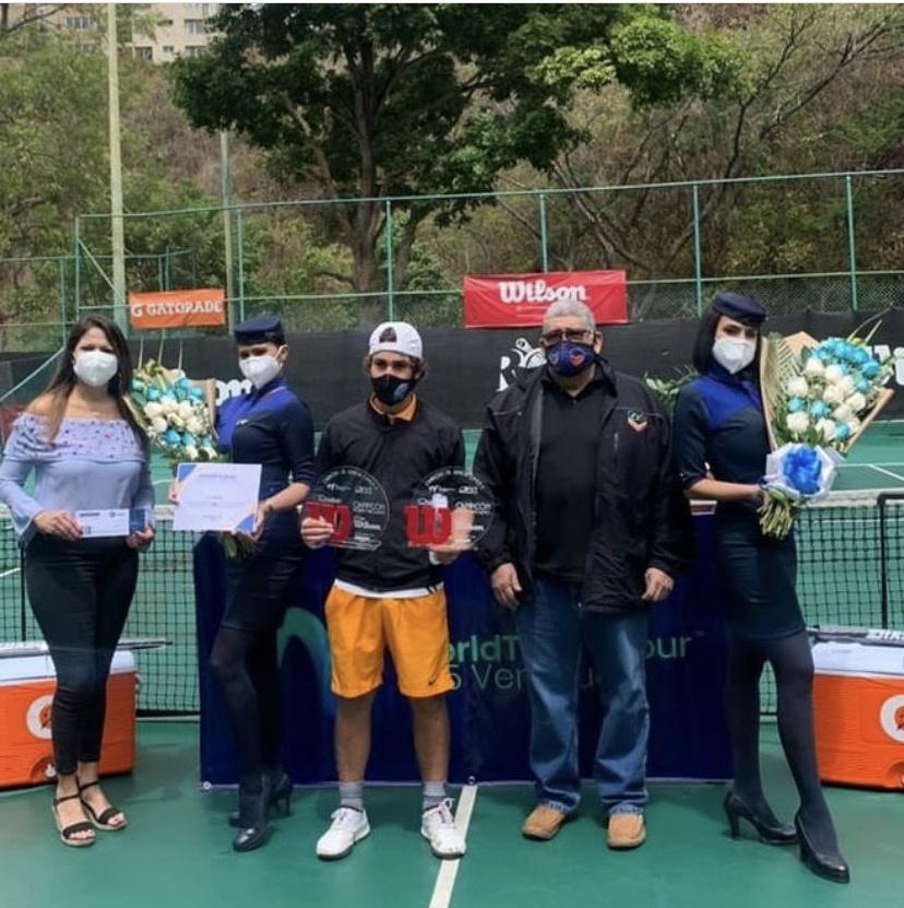 """II Caracas Jr Open ITF J5 """"Copa Wilson"""" 10"""