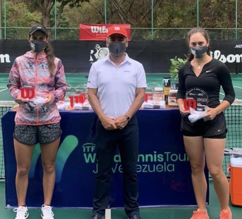 """II Caracas Jr Open ITF J5 """"Copa Wilson"""" 8"""