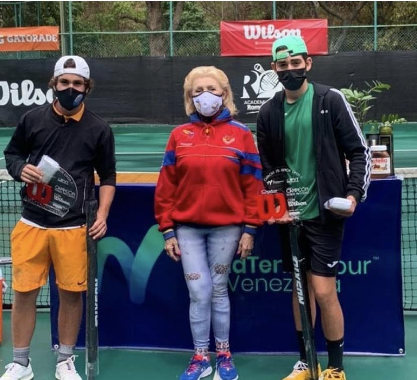 """II Caracas Jr Open ITF J5 """"Copa Wilson"""" 6"""