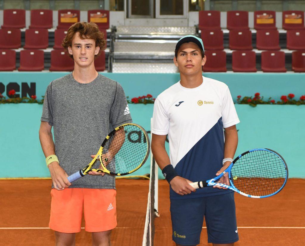 Parisca Finalista Sub 16 Mutua Madrid Open 6