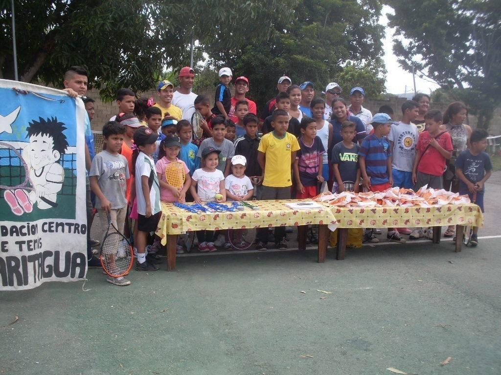 Federación Venezolana de Tenis 16