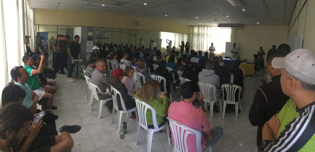 Elección de las Nuevas Autoridades de la FVT el 08/02/2020 8