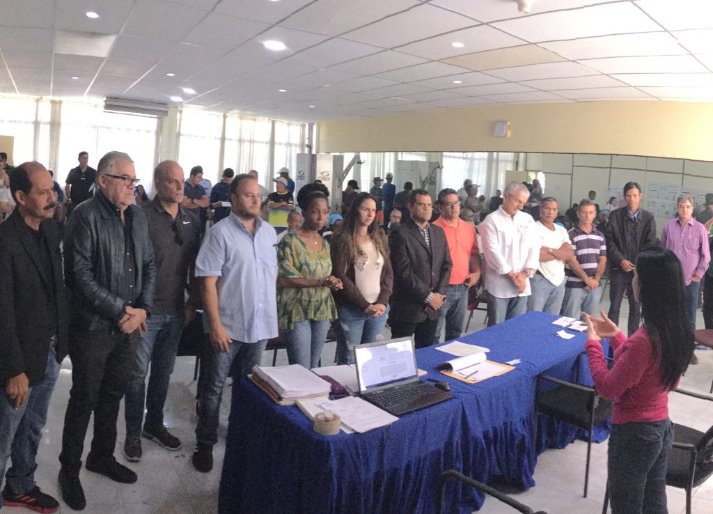 Elegidas Las Nuevas Autoridades de la FVT 2