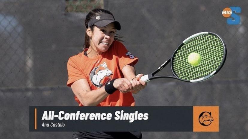 Castillo: Imbatible en Singles!! 6