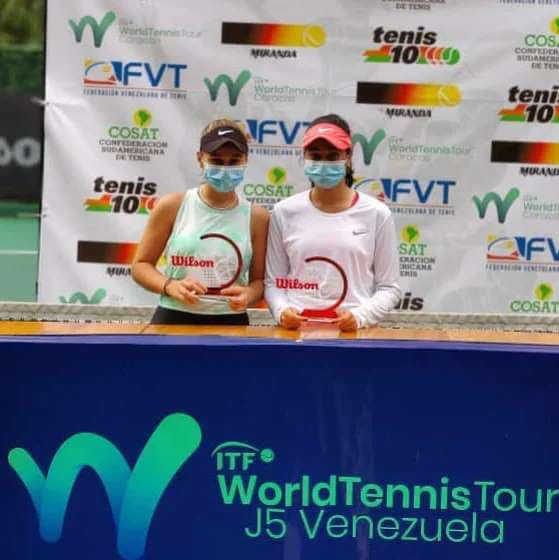 IV ITF J5 Caracas 6