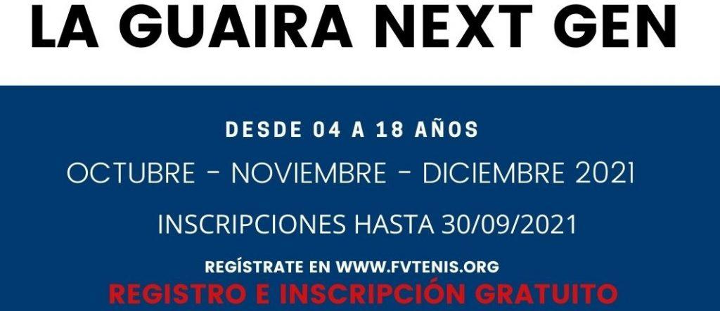 La Guaira Next Gen 2021 2