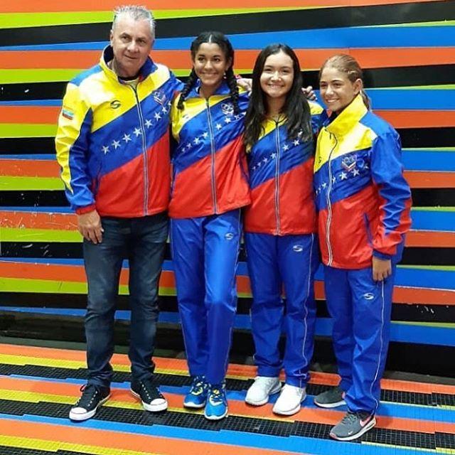 Venezuela Rumbo al Mundial Femenino de Tenis de 14 Años 2