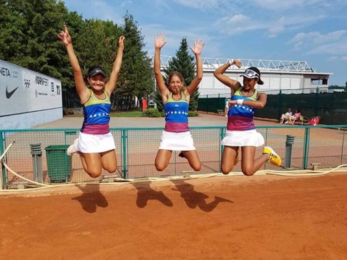Victoria Tricolor!! En Mundial de Tenis de 14 Años 12