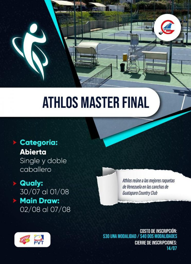 Athlos Master Final 6