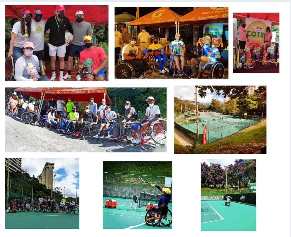 I Nacional de Tenis Adaptado en Silla de Ruedas 2021 6