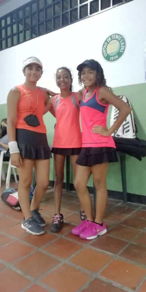 Escuela de Iniciación en Centro de Tenis La Paz 2