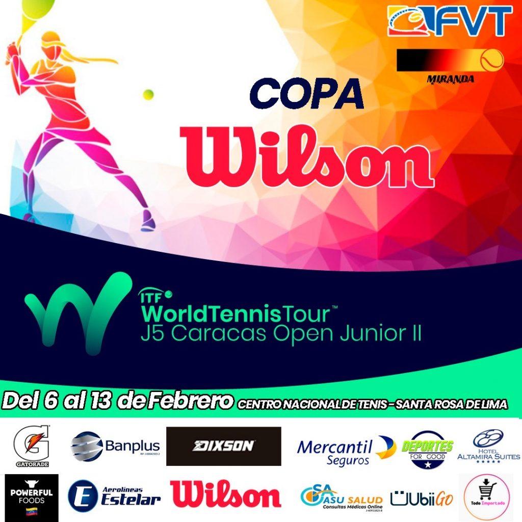II Caracas Jr Open: Actualización Martes 09/02 6