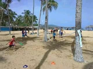 Promocionando el Tenis Playa en Cumana Estado Sucre 4