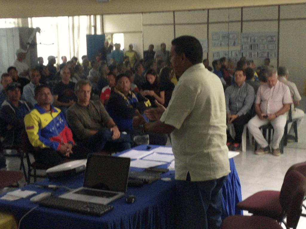 Elegida la Comision Electoral de la FVT 2