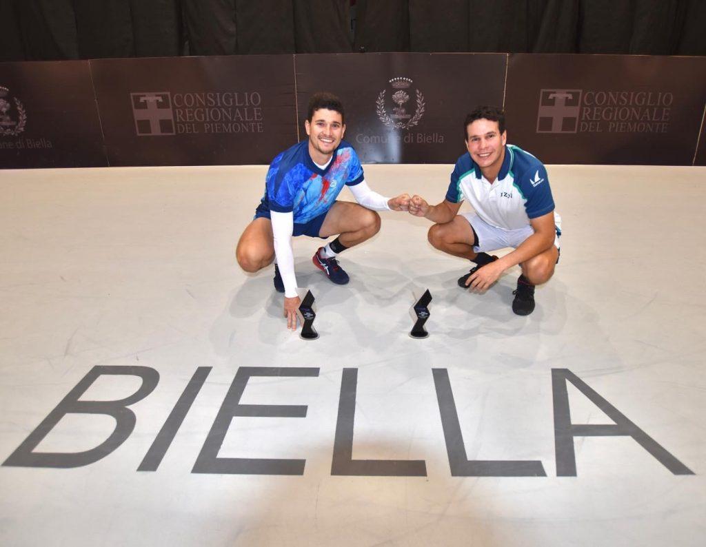 Luis David Martinez Campeón en Italia 6