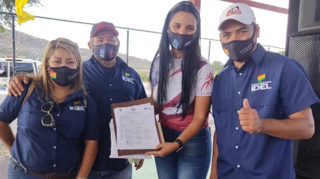 Gobernación del Estado Lara certificó a la Asociación de Tenis 10