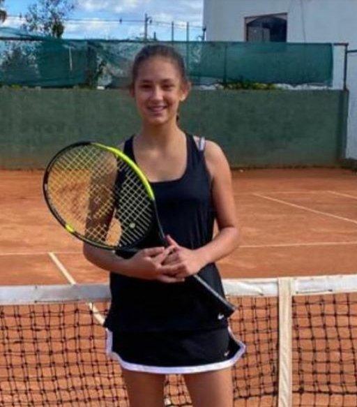 Andrea Noguera Participará en Torneo ITF Junior. 6