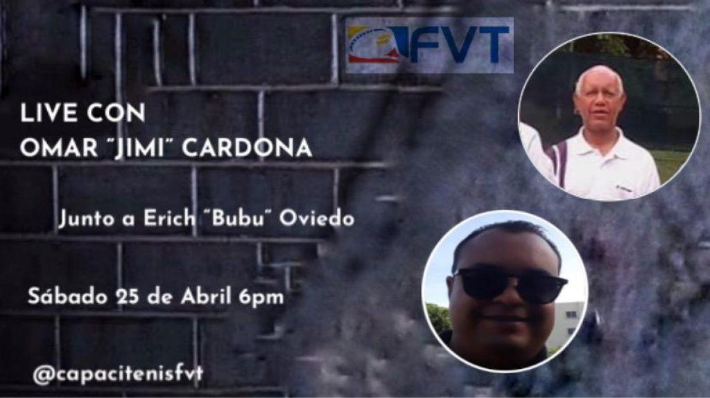 "Live Con Omar ""Jimi"" Cardona 6"