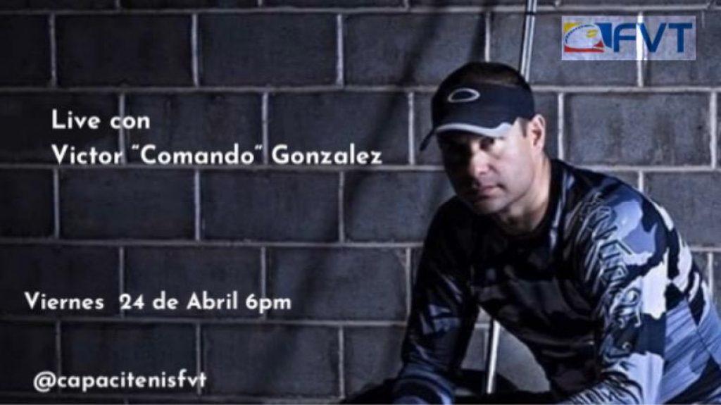 """Entrevista con Victor """"Comando"""" Gonzalez 4"""