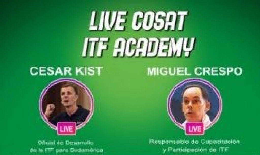 Programa de Educación de Entrenadores de la ITF 4