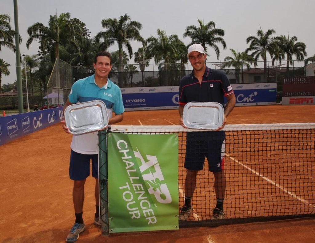 Luis David Martinez: Campeón Challenger 80K 6