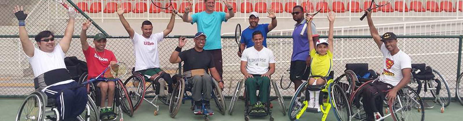 Federación Venezolana de Tenis 20